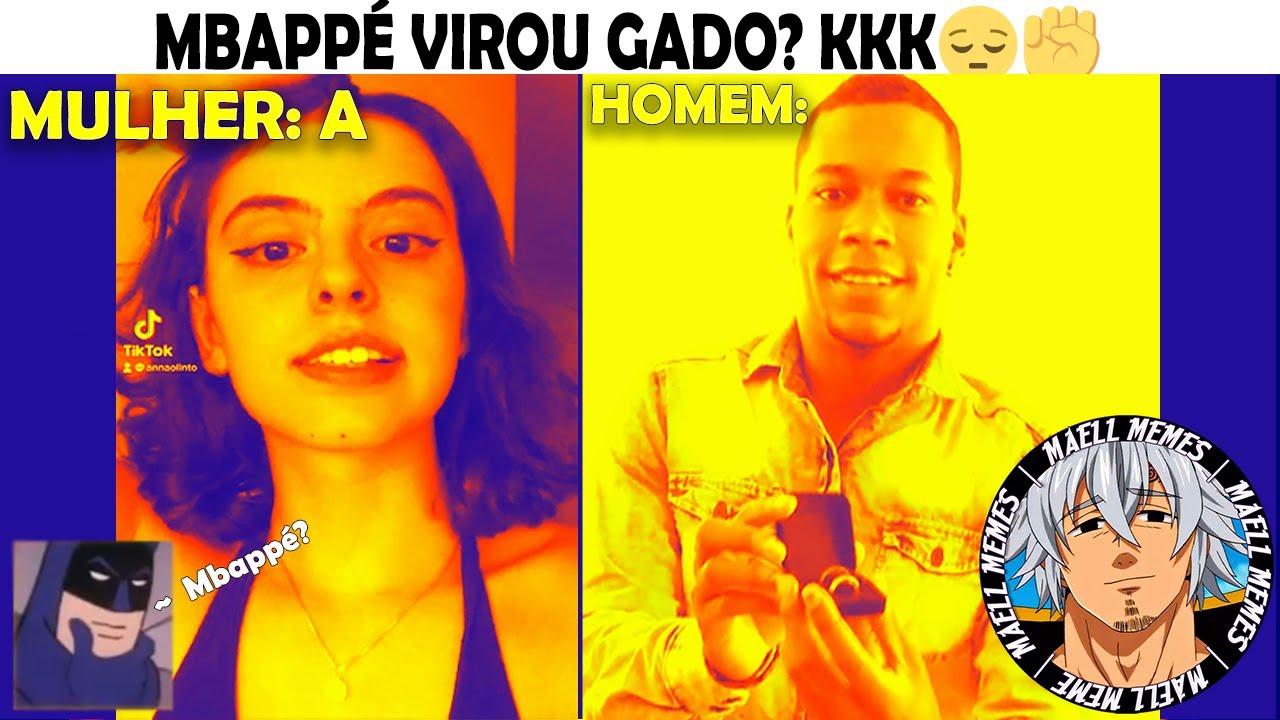 TENTE NÃO RIR COM OS MELHORES MEMES DO MAELL MEMES | MBAPPE GADO 🤣🤣🤣 | MEMES BR