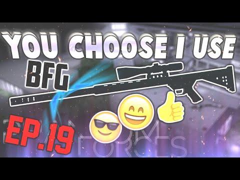 Phantom Forces - You Choose I Use - Episode 19 (BFG 50)