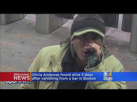 Olivia Ambrose Found Alive In Boston
