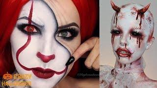 Unbelievable Special Effects Makeup - Halloween Makeup Tutorials Compilation 2018