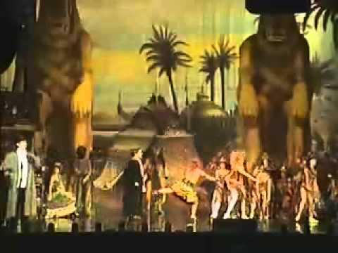 El fantasma de la opera Madrid Parte 2