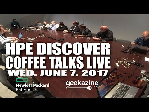 HPE Discover Coffee Talks Day 2