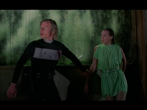 Logan's Run: Jessica's fall (reconstructed)