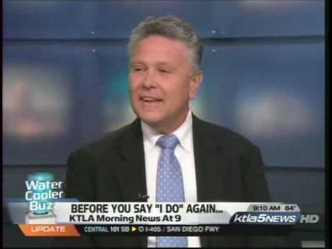 """Ben Berkley on KTLA Morning News: """"Before You Say I Do, Again!"""" Interview Spot"""