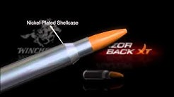Winchester Razorback XT Ammunition design features