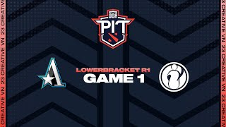 Aster vs IG | Game 1 | LowerBracket R1 | OGA Dota PIT Online SS02:China | 23 Creative VN