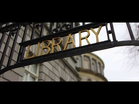 Ireland 2016 // The National Library of Ireland