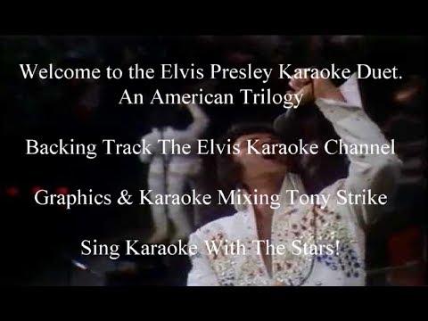 Elvis American Trilogy Karaoke Duet Royal Philharmonic
