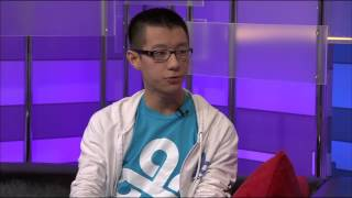 Interview with Hai after Curse vs Cloud 9 match || NA LCS Summer split 2013 W8D2