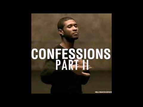 Usher - Confessions Part II (Chopped & Screwed)