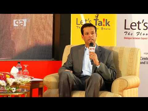 Let's Talk 12: Let's Talk with Sajeeb Wazed Joy in Dhaka on 28th Dec, 2013