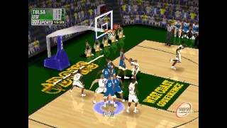 NCAA Final Four 2001 ... (PS1) 60fps