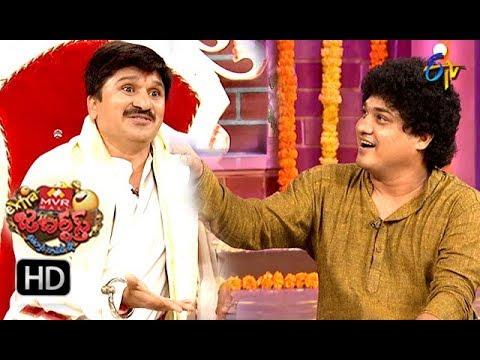 Rocket Raghava Performance | Extra Jabardasth | 19th October 2018 | ETV  Telugu
