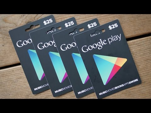 How To Get Google Play Gift Card For Free! Legit Way (New 2016)