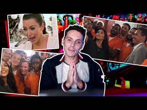Kim Kardashian se va a la Carcel-Wefere NEWS