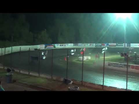 Kyle Larson's Outlaw Kart Showcase Presented by BRANDT   Cycleland Speedway, Kyle starts 22nd in the