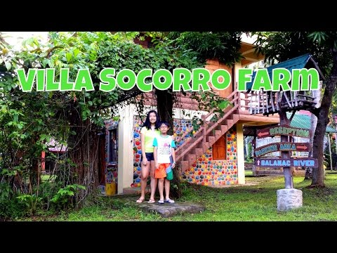 Wanderful: Villa Socorro Farm | Pagsanjan, Laguna, Philippines