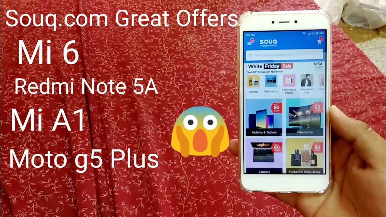 Hindi   Souq  com White Friday Sale  Great Offer on Xiaomi Smartphone