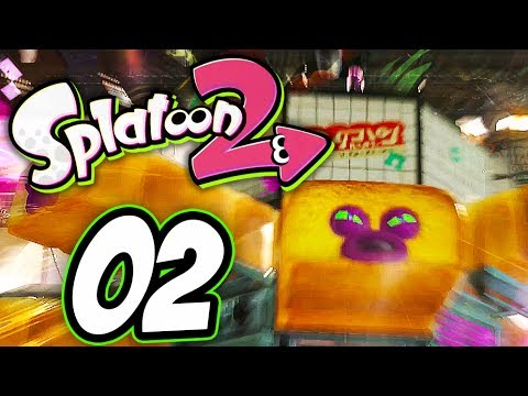 SPLATOON 2 Part 2 BOSS: OKTOBACK  & Anfang der 2.Welt! [Deutsch/Switch]