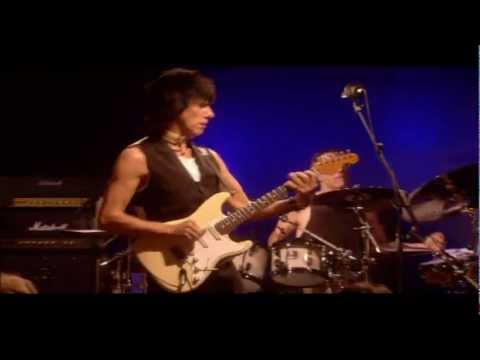 JEFF BECK ~ Live at Ronnie Scott