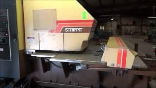 strippit fc 750 ii turret punch