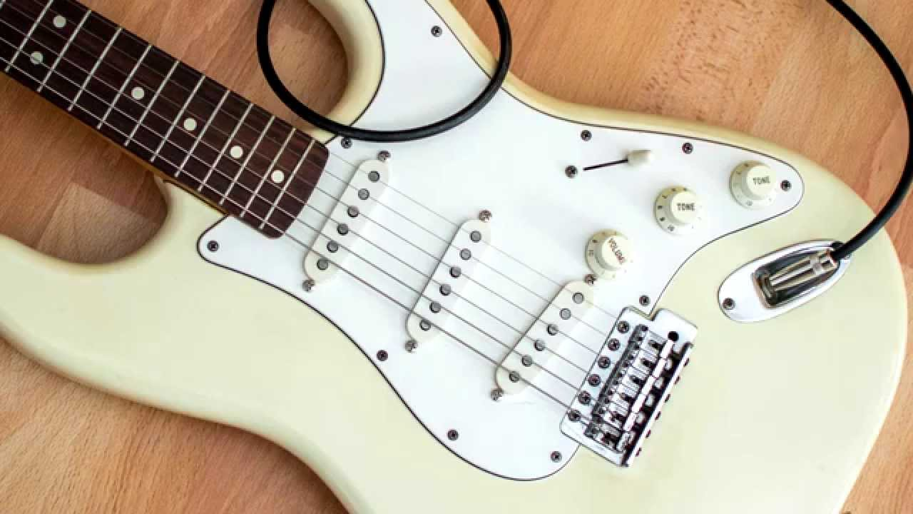 The Power Of Fender Texas Special Pickup Set Sample Youtube