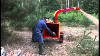 Skorpion 120SD - дробилка древесных отходов TEKNAMOTOR(, 2015-02-18T09:35:11.000Z)