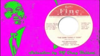 Gospel Funky Soul 45 - The Inspirational Gospel Singers -