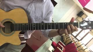 Guitar Chiếc Khăn Piêu
