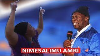 """RC MWANRI Kasalimu AMRI kwa MAMA Huyu """"Jifanye Unajukuna"""""""