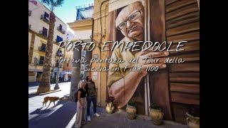Porto Empedocle, Ottava tappa del nostro tour della Sicilia in fiat 1100