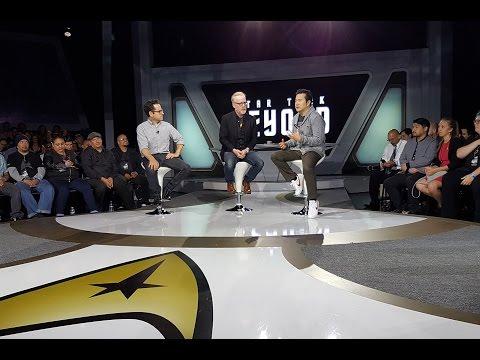 Star Trek Beyond Fan Event: JJ Abrams & Justin Lin