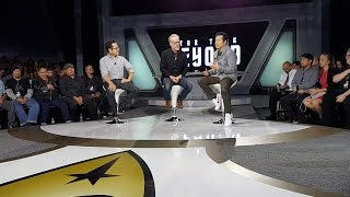 Star Trek Beyond Fan Event: JJ Abrams & Justin Lin