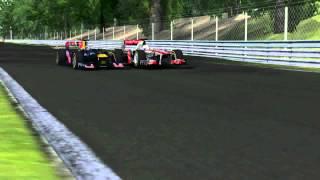 F1 Race Temporada 2013 Presentacion