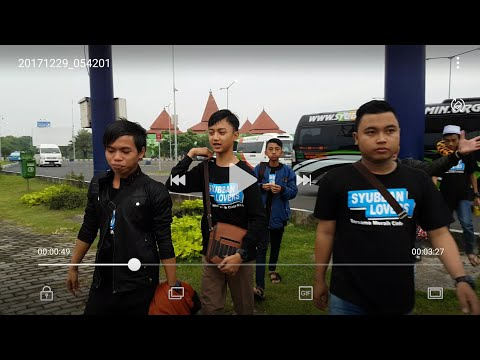 FULL VLOG SYUBBANUL MUSLIMIN To Balikpapan Kalimantan Timur.