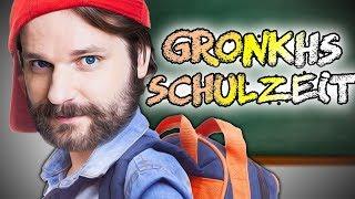 DIE SCHULZEIT EINES GRONKH 👨🏫 - Geschichten von damals - (Livestream 10.08.2018 - GronkhTV)