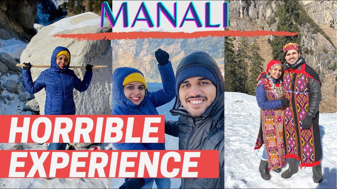 Don't Go To Manali Without Watching This Video❗️