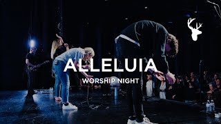 emmy-rose-alleluia-spontaneous-open-the-scroll-worship-night