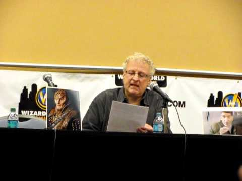Peter Jurasik remembers Andreas KatsulasPhiladelphia Wizard World 2011
