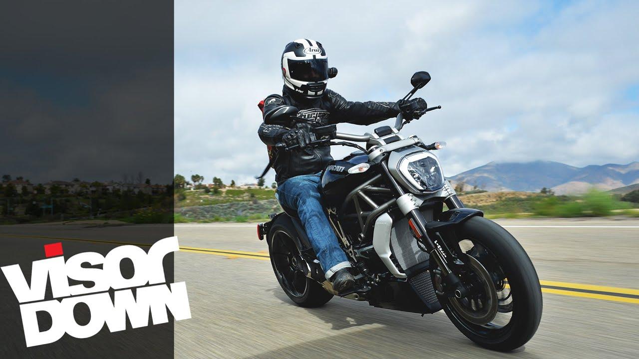 Ducati XDiav... Youtube Ducati Xdiavel S