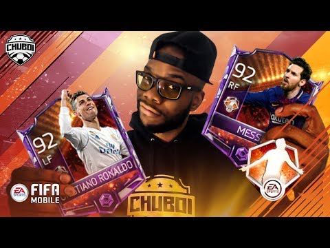WE PACKED A MOTM! MOTM MESSI, RONALDO, CORREA, GIGNAC PACK OPENING | FIFA MOBILE