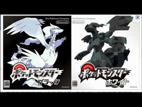 Pokemon Black and White Official English + Exp Fix