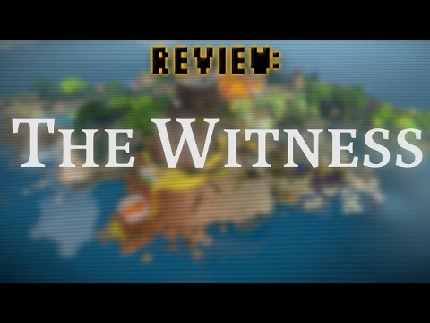 Super bunnyhop - The Witness