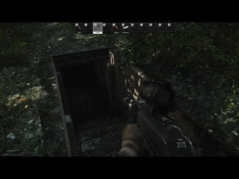 Escape From Tarkov Leichen Bug  Woods ZB-014