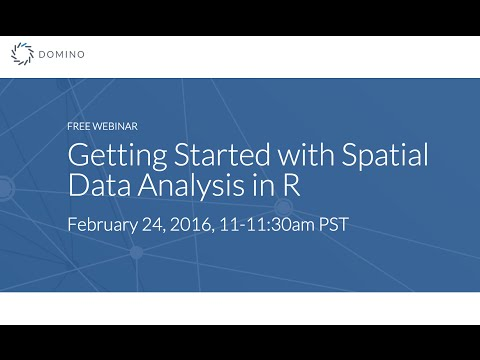 Getting Started with Spatial Data Analysis in R