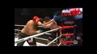 glory 8 tokyo peter aerts V jamal ben saddik world series 03/05/2103 BY AMAZZAL MUSTAPHA