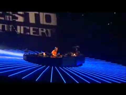 Dj TIESTO-adagio for strings live in concert!!