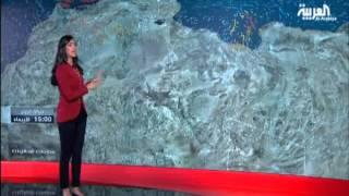منخفض جوي في المغرب العربي