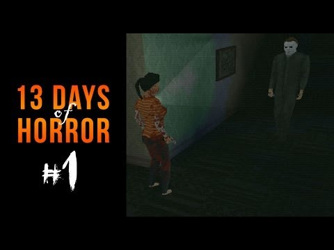 HALLOWEEN - 13 DAYS OF HORROR