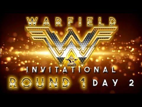 WWE 2K17 - 2017 Warfield Invitational (Round 1-Day 2) w/ commentary